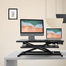 Elektrisch Höhenverstellbarer Schreibtischgestell Sitz-Steh-Schreibtisch Gaming
