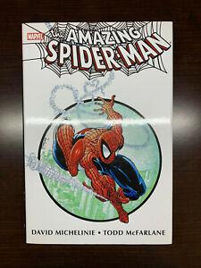 Amazing Spider-man Omnibus HC - Michelinie McFarlane Venom Spiderman