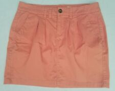 LOGG LABEL OF GRADED GOODS H & M MINI SKIRT SIZE 6 PEACH 31 WAIST 14 LONG (#2)