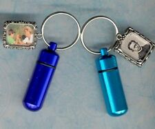 RP,Cremation Jewelry,Memorial Urn,Small Urn,Cremation Urn,Key Chain Urn