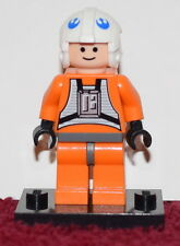 LEGO STAR WARS Minifigure DAK RALTER REBEL PILOT From Set 7666