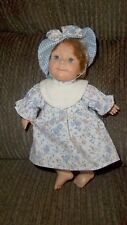 Berenguer 8 Inch Vinyl Pounting Face Expression Doll