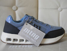 MTNG Mustang scarpe n.40 donna sneakers New Raspa blu,cuscinetto ad aria, €60,00