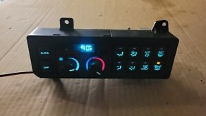 ✅ 1993-1997 Intrepid New Yorker LHS Concorde AC Heater Climate Control AUTO ATC