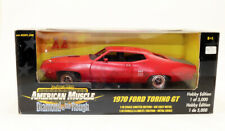 Ertl American Muscle 36683 1970 Ford Torino Automobile Diamond in Rough  1/18