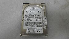 """IBM Dell DJSA-220 07N5139 0615TW 20GB 4200RPM IDE 2.5"""" Hard Drive Rev A01"""