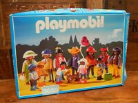 Playmobil 3059 Multicultural Figure Assortment - Sealed in Bags - Ethnic Family