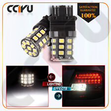 2X High Power AX-2835 SMD Tail Brake Stop Light bulbs 3057 3457 4157 3047 3157