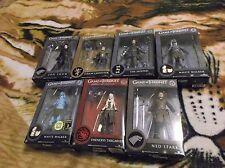 Game of Thrones Legacy Collection. Funko. Series One Complete Set + Comic Con Ex