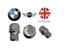 Mini, BMW Locking Wheel Nut Key ABC 38 Type 22 Splines