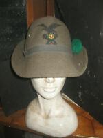 Cappello Alpino da truppa Esercito Italiano vintage