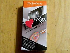 SALLY HANSEN NAIL ART KIT TOOL KIT 4339