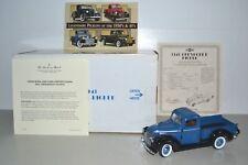 """Danbury Mint 1/24. Chevrolet Pickup 1941 Series """"AK Half-Ton"""". Réf. DM050a."""