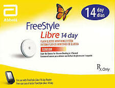 FreeStyle Libre 14 Day Sensor - Compatible w/US Devices (only)