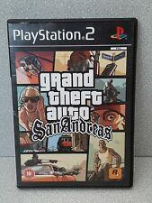 Grand Theft Auto: San Andreas - (Sony PlayStation 2, 2007)