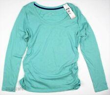 New NWT Women's Maternity Clothes Top Long Sleeve Shirt Liz Lange Size XS