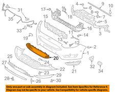 FORD OEM 15-18 Focus-Grille-Lower F1EZ8200B