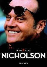Jack Nicholson (Movie Icons), 3836508532, New Book