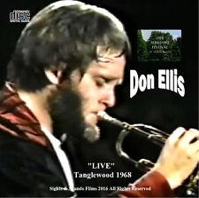 "DON ELLIS ""LIVE"" TANGLEWOOD 1968 (BERKSHIRE FESTIVAL)"