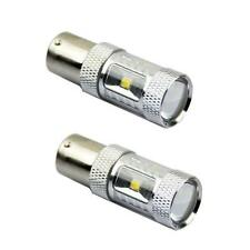 2x 30W CREE White Error Free 1156 BA15S P21W Led Backup Reverse Light Canbus New