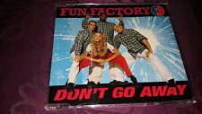 Fun Factory / Dont go away - Maxi CD 1996