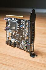 RME Hammerfall HDSP 9652 24-bit 96 kHz Audio Sound PCI Interface Card