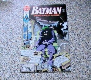 BATMAN # 450   JOKER COVER   DC COMICS