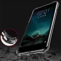 For Samsung Galaxy A50 A40 A30 A20 A10 Shockproof Clear Soft TPU Slim Case  DErr