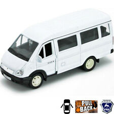 Diecast Vehicles Scale 1:36 GAZ Gazelle Metal Car Model Van