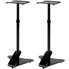 QUIKLOK BS402 (Coppia) - Supporti monitor Stand e Stativo piedistallo cassa acus