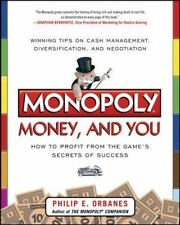 Monopoly, Money, and You: How to Profit from the Game's Secrets of-ExLibrary