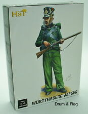 Hat 9306 Wurttemberg Jaeger 1/32 Scale X 18 Figures. Wurttembergers