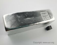 Mehr als 20 kg hochreines Indium 99,995% - 20 Barren mit mehr als 1 kg Gewicht