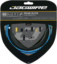Jagwire Road Elite Link Brake Cable Kit SRAM/Shimano, Blue