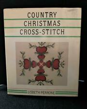 """Country Christmas Cross-Stitch"" - Project Pattern Book"