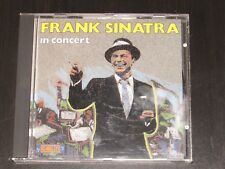 Frank Sinatra - Frank Sinatra In Concert Hard To Find CD!