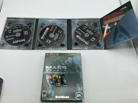 Sony PlayStation 3 PS3 CIB Complete Tested Mass Effect 3 Trilogy
