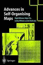 Advances in Self Organising Maps, Allinson, Nigel, Used; Very Good Book