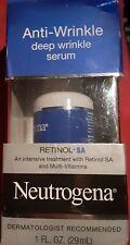 Neutrogena Anti-Aging Retinol Face Serum 1 FL OZ