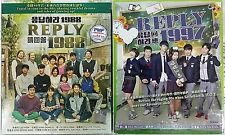 DVD Korean Drama REPLY 1988 + 1997 ( 2 Box Sets ) Excellent Eng Sub ALL Region