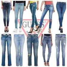 Guess Damen Jeans blau (verschiedene Modelle und Größen)