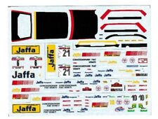 Decal 1/43 Fiat Ritmo Gr.2 4 ROMBI CORSE Rally season 1979 Die-Cast KIT ARENA
