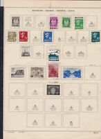 norway stamps page ref 18180