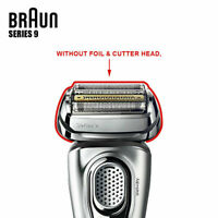 Braun 9290CC Series 9  Rechargeable Electric Shaver Silver W/ CHARGER