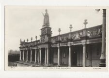 Queen Annes Walk Barnstaple Vintage Tuck RP Postcard 574a