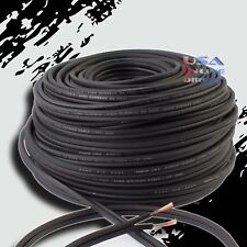 16 Gauge 25 Feet OFC 100% Copper Marine Car Home Audio Speaker ZIP Cable Wire US