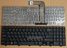 NEW FOR Dell Inspiron 15R N5110 M511R Keyboard Russian Black