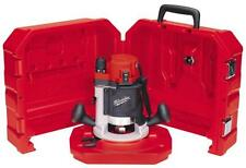 "NEW MILWAUKEE 5615-21 ""BODYGRIP"" 1 3/4 HP  ROUTER TOOL 11 AMP VS & CASE"