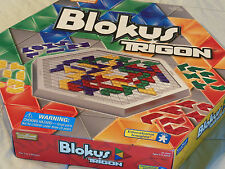 Blokus Trigon (2006) Board CARD tile laying AREA CONQUEST Game