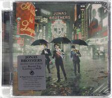 CD Jonas Brothers `A Little Bit Longer` Neu/New/OVP incl. CDVU+